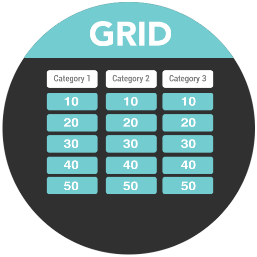 Create Own Grid Style Game