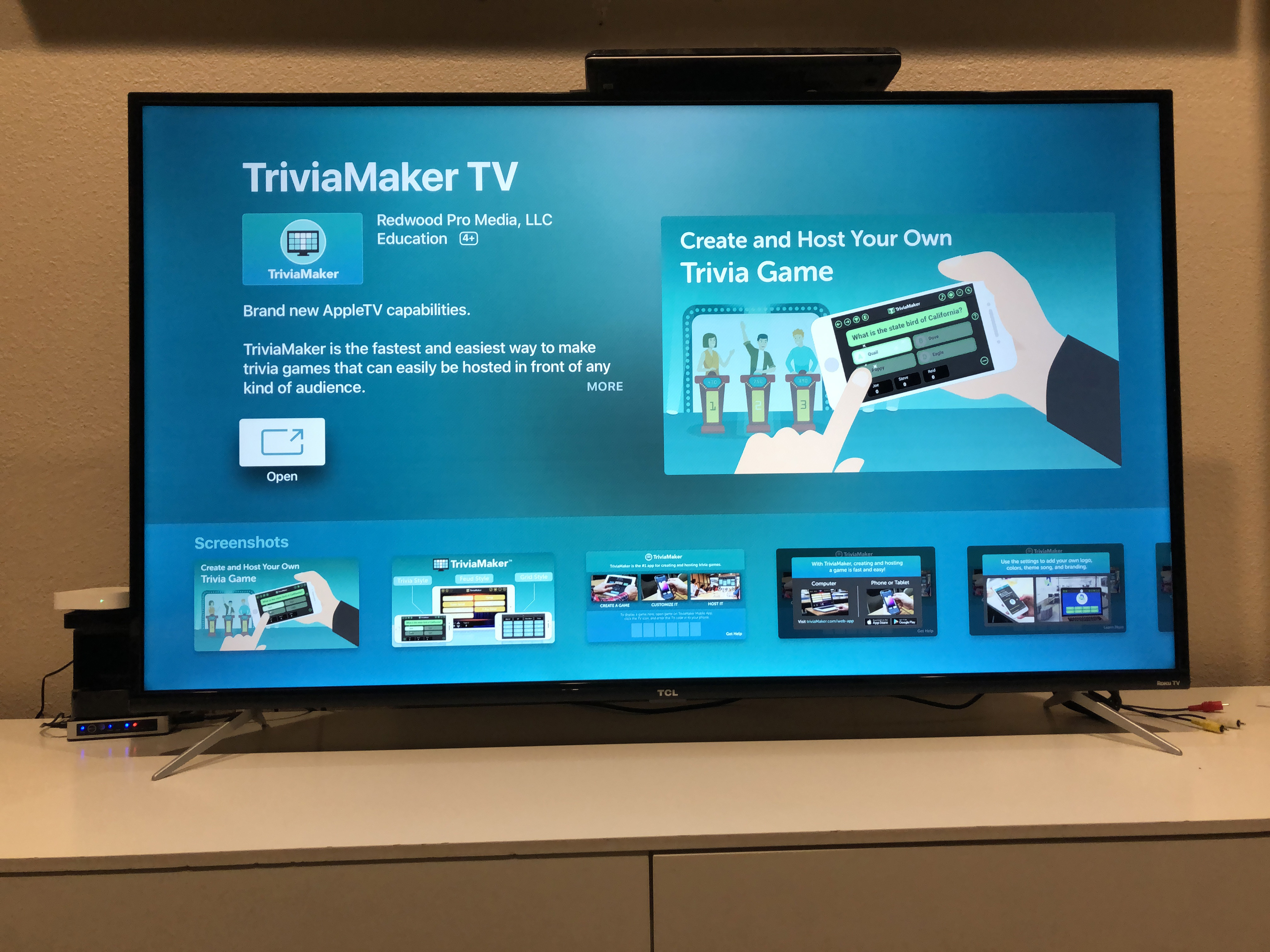 TriviaMaker TV - TriviaMaker - Quiz Creator