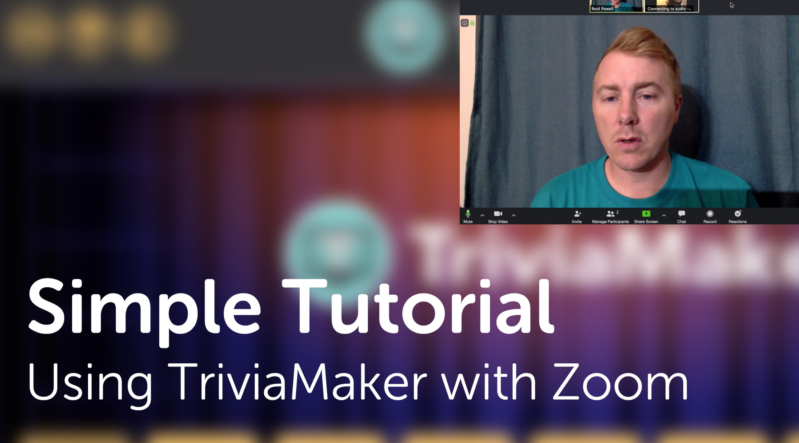 How to Host Virtual Quiz